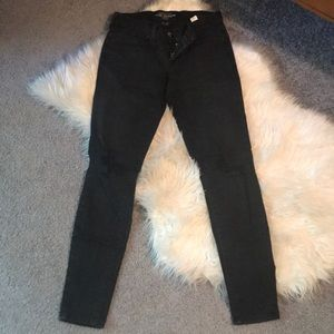 Amazing condition black lucky jeans. Lucky you!